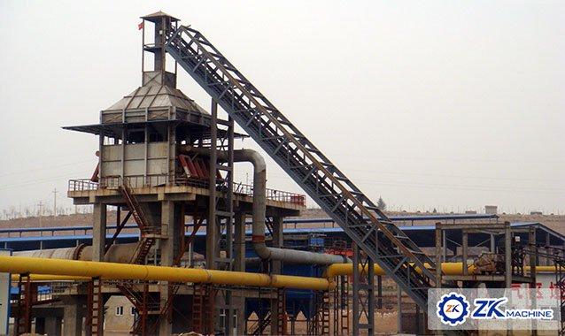 Magnesium Project of Shan xi Jin Nan Magnesium Pvt. Ltd