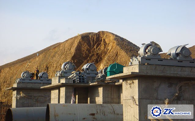 Calcined Magnesium Project in Shiguai District, Baotou City,