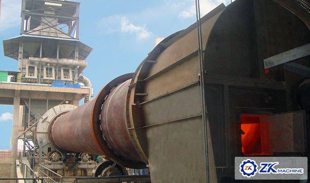 Fugu county Yide magnesium alloy Co.,Ltd. Dolomite calcinati