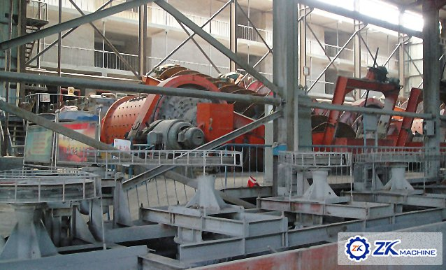 Project Of Luoyang Tiangang Molybdenum Co., Ltd.