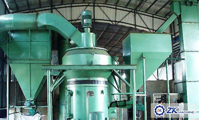 Coal Powder Making Project of Ningxia Province