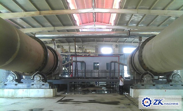 TBM company Light Expended Clay Aggregate (LECA) production