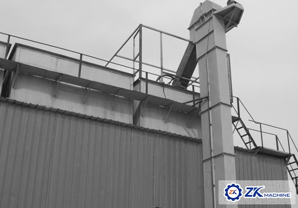 Screw Conveyor and Bucket Elevator P