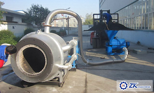 Pulverized Coal Combustion System in