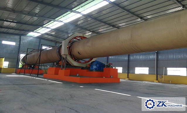 Ningxia Zhongning Zinc Oxide Production Line Project