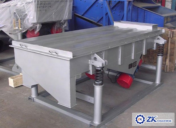 4wzs0512 Linear Vibrating Screen in Zhejiang