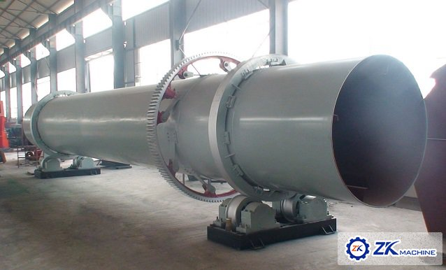 Cement Rotary Dryer