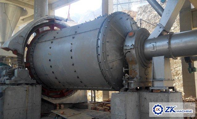 Air-swept Coal Ball Mill
