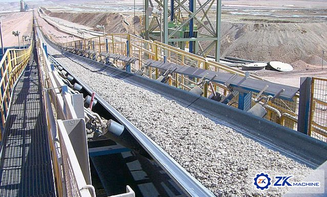 DTII Belt Conveyor