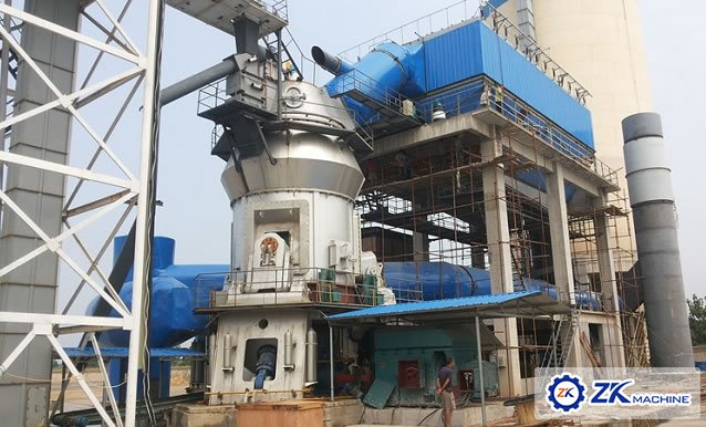 Ore Vertical Mill