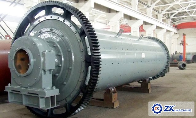 Raw Ball Mill