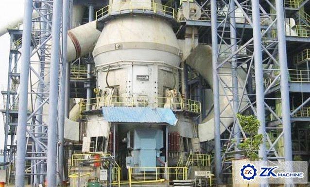 Raw Vertical Mill