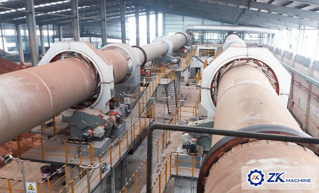 Lightweight Expanded Clay Aggregate Production Line