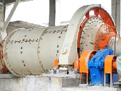 Air-swept Coal Ball Mill