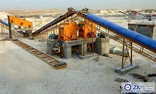 Limestone Crushing Plant : Ball mill rotary kiln henan zhengzhou mining machinery co
