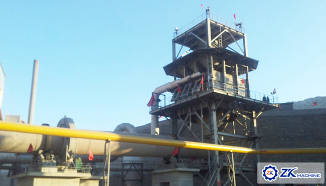 200,000 TPA Lime Plant Renovation Project in Shanxi